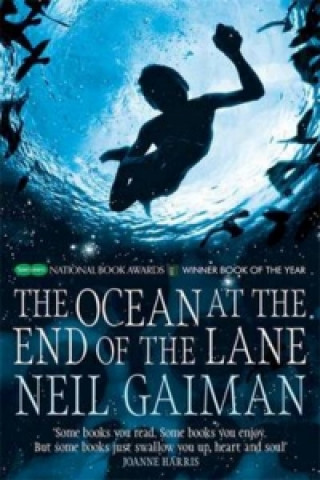 Carte Ocean at the End of the Lane Neil Gaiman