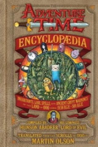 Carte Adventure Time Encyclopaedia Martin Olson