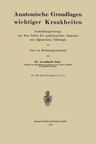 Anatomische Grundlagen Wichtiger Krankheiten