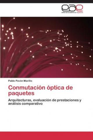 Carte Conmutacion optica de paquetes Pavon Marino Pablo