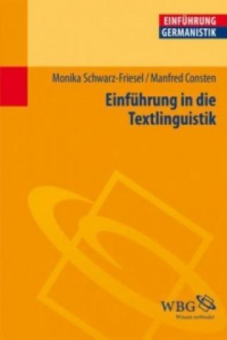 Carte Einführung in die Textlinguistik Monika Schwarz-Friesel
