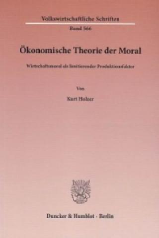Ökonomische Theorie der Moral