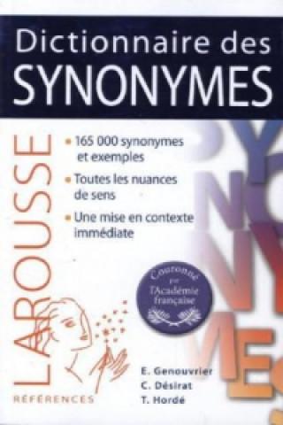 Larousse Dictionnaire des synonymes