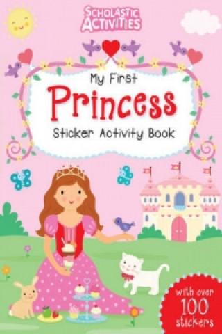 My First Princess Sticker Activity Book
