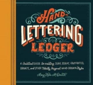 Calendar / Agendă Hand-Lettering Ledger Mary Kate McDevitt
