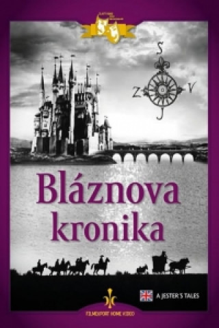 Bláznova kronika - DVD (digipack)