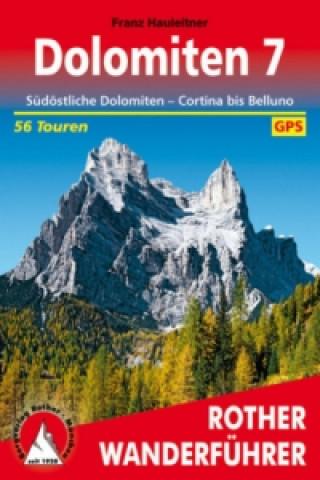 Südöstliche Dolomiten - Cortina bis Belluno