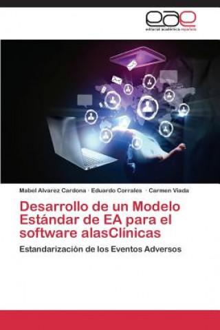 Carte Desarrollo de un Modelo Estandar de EA para el software alasClinicas Mabel Alvarez Cardona