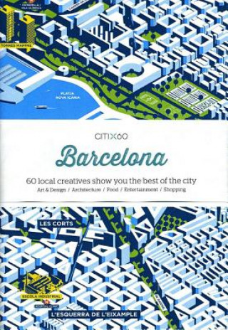 CITIx60 City Guides - Barcelona