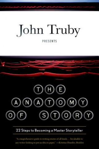 Carte Anatomy of Story John Truby