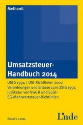 Umsatzsteuer-Handbuch 2014 (f. Österreich)