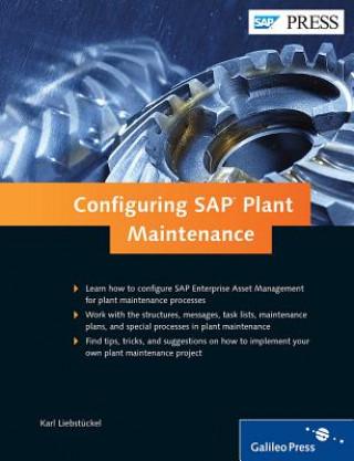 Carte Configuring SAP Plant Maintenance Karl Liebstückel