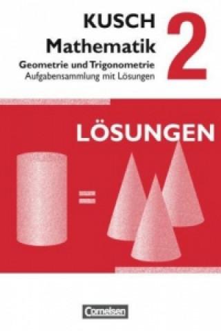 Geometrie und Trigonometrie, Aufgabensammlung mit Lösungen