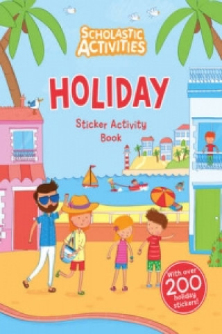 Holiday Sticker Activity Book