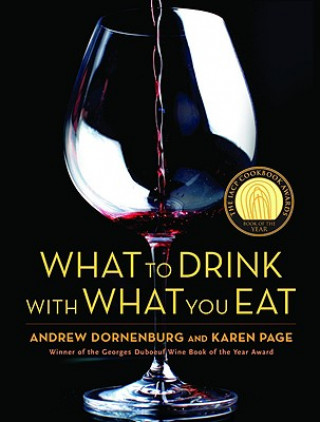 Carte What to Drink with What You Eat Andrew Dornenburg