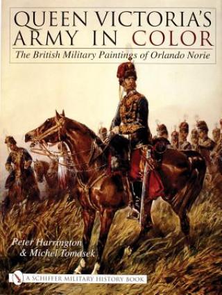 Queen Victoria's Army in Color