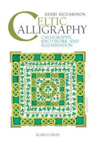 Carte Celtic Calligraphy Kerry Richardson