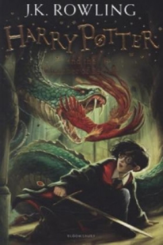 Carte Harry Potter and the Chamber of Secrets Joanne K. Rowling