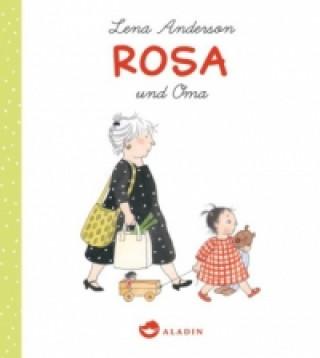 Kniha Rosa und Oma Lena Anderson