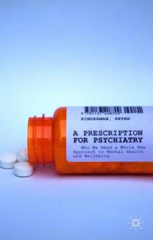 Prescription for Psychiatry