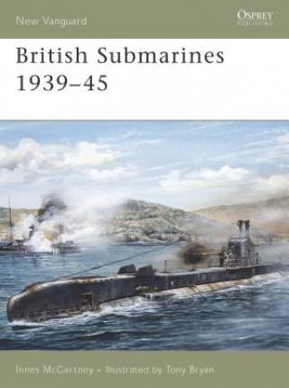 British Submarines 1939-45