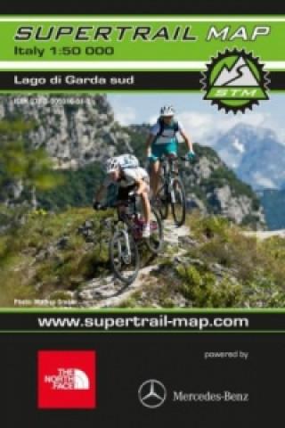 Supertrail Map Lago di Garda Sud