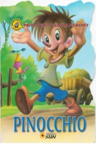 Pinocchio - První čtení s velkými písmenky