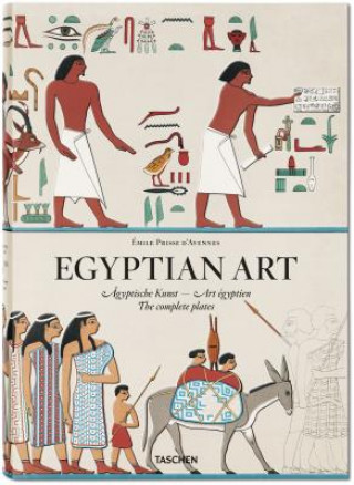 Carte Prisse d'Avennes. Egyptian Art Salima Ikram