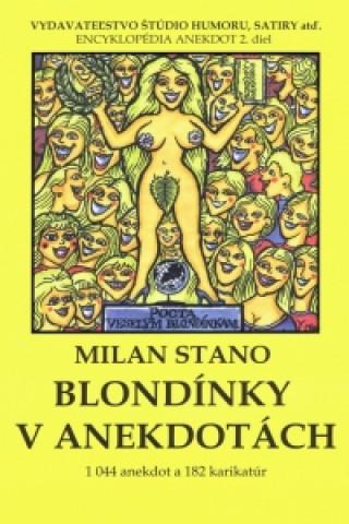 Milan Stano - Štúdio humoru a satiry Blondínky v anekdotách