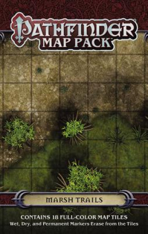 Pathfinder Map Pack: Marsh Trails