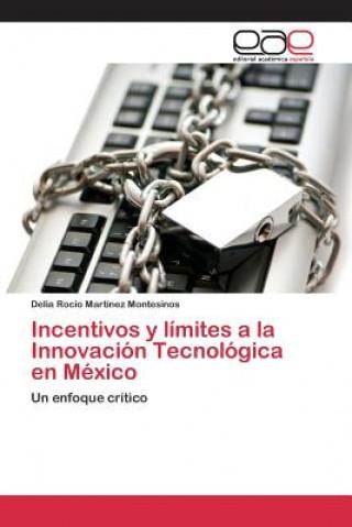 Könyv Incentivos y Limites a la Innovacion Tecnologica En Mexico Martinez Montesinos Delia Rocio