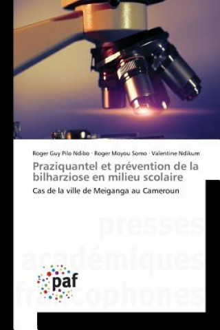 Carte Praziquantel Et Prevention de la Bilharziose En Milieu Scolaire Sans Auteur