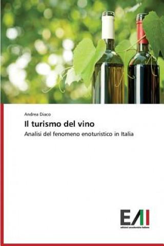 Carte turismo del vino Diaco Andrea
