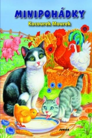 Carte Minipohádky Kocourek Mourek