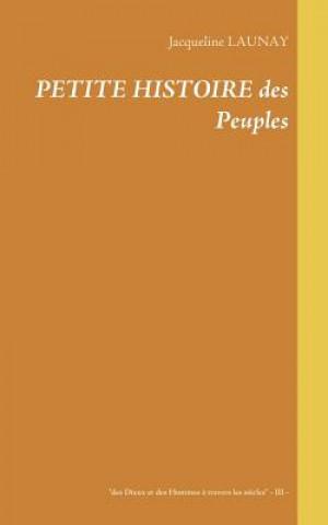 Carte Petite histoire des Peuples - 3 - Jacqueline Launay