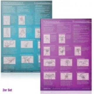 Yoni-Massage und Lingam-Massage, 2er-Set