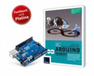 Carte Arduino Handbuch und Original Arduino Uno Platine Christian Caroli
