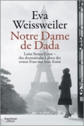 Carte Notre Dame de Dada Eva Weissweiler