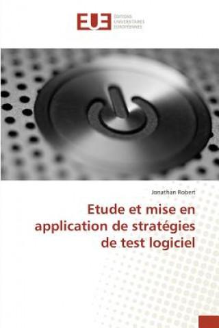 Carte Etude Et Mise En Application de Strategies de Test Logiciel Robert-J