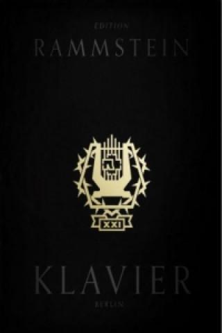 Rammstein - für Klavier, m. Audio-CD