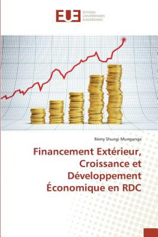 Kniha Financement Ext�rieur, Croissance Et D�veloppement �conomique En Rdc Munganga-R