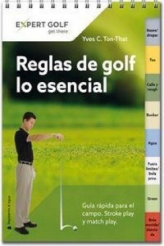 Carte Reglas de golf - Lo esencial Yves C. Ton-That