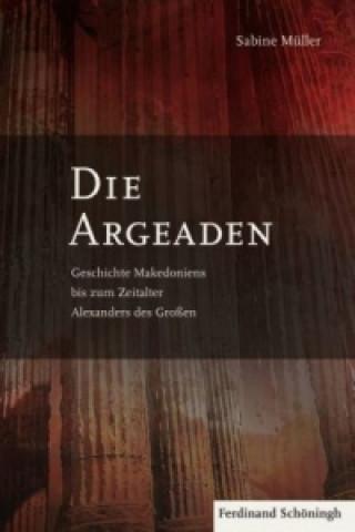 Carte Die Argeaden Sabine Müller