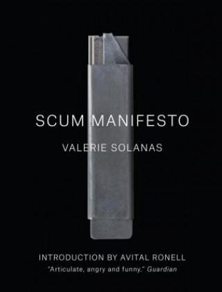 Carte SCUM Manifesto Valerie Solanas