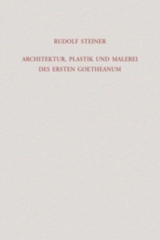 Carte Architektur, Plastik und Malerei des Ersten Goetheanum Rudolf Steiner