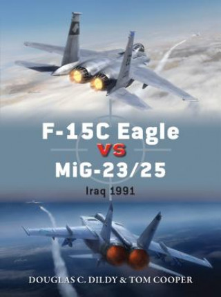 Carte F-15C Eagle vs MiG-23/25 Doug Dildy