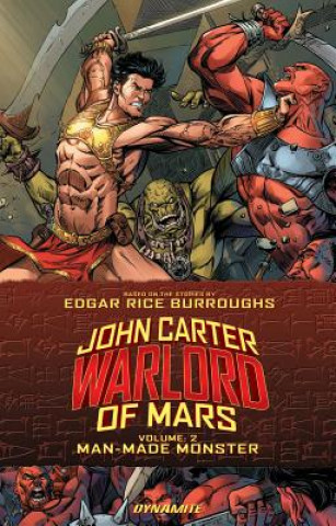 John Carter: Warlord of Mars Volume 2