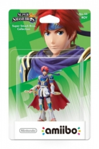 Nintendo amiibo Super Smash Roy, Figur