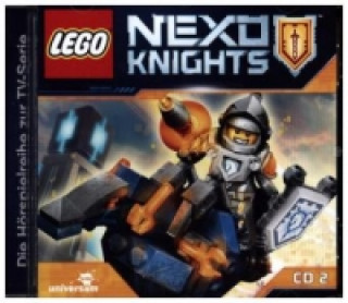 Lego Nexo Knights, 1 Audio-CD. Tl.2
