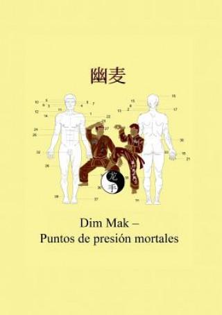 Carte Dim Mak - Puntos de presion mortales Christian Fruth